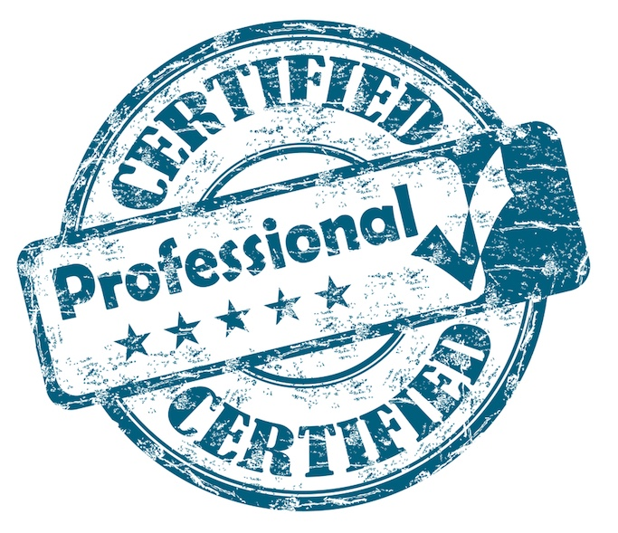 certified roofing workers