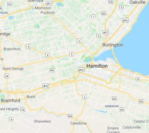 hamilton ontario screenshot