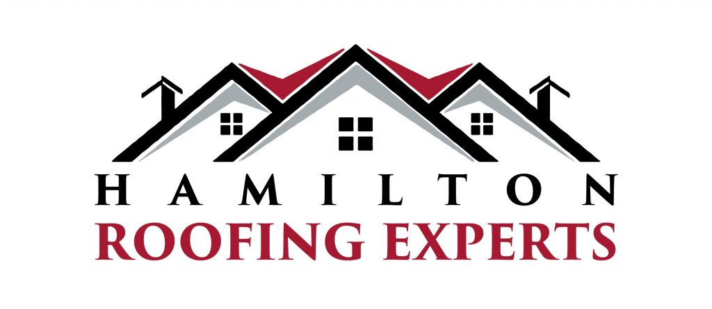 hamilton roofing experts logo